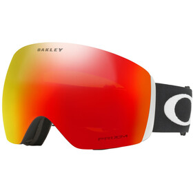 Oakley Flight Deck Lunettes de protection Homme, matte black/w pritm torch iridium